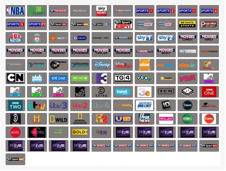 IPTV Buddy addon for Kodi and XBMC