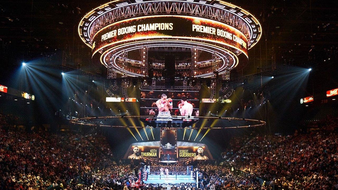 Premier Boxing Champions addon for Kodi and XBMC