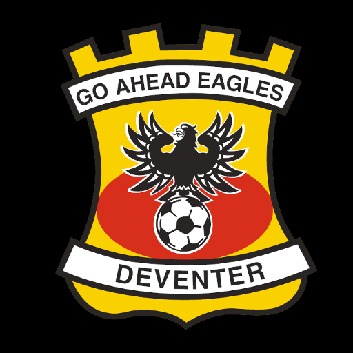 Logo of Go Ahead Eagles TV