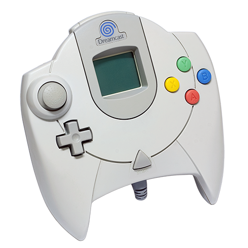 Logo of Dreamcast Controller