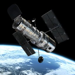 Logo of Hubble Space Telescope Images
