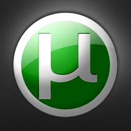 Logo of uTorrent