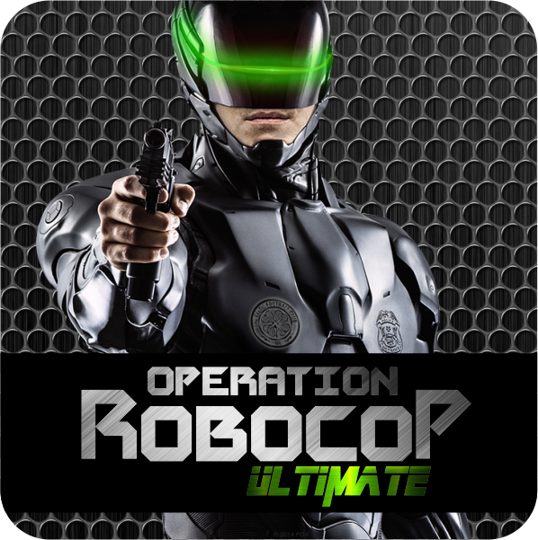 Logo of Operation Robocop Ultimate
