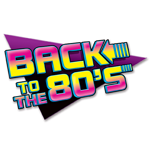 Logo of Back to the 80s