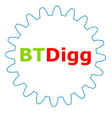 Logo of BTDigg.org