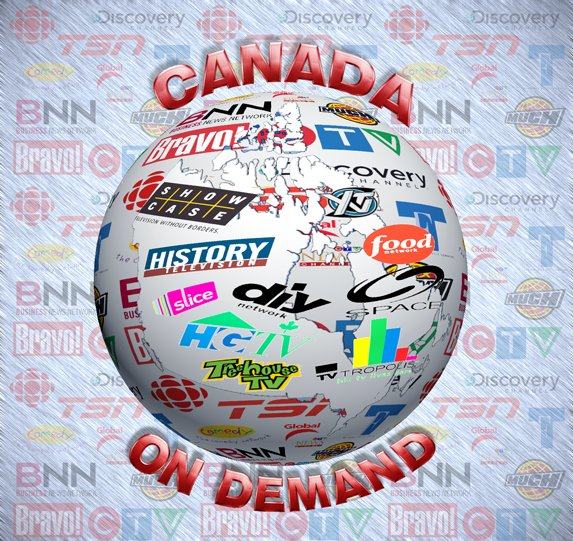 Logo of Canada On Demand