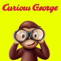 Logo of Curious George