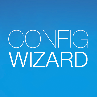 Logo of Config Wizard