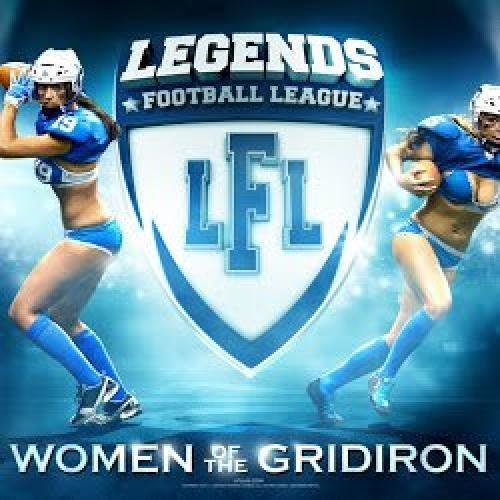 Logo of Legends Football League