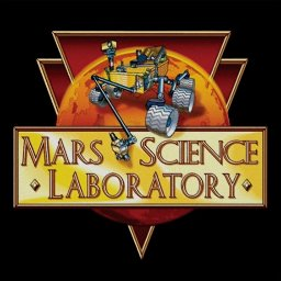 Logo of Mars Science Laboratory