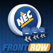 NEC Front Row addon for Kodi and XBMC