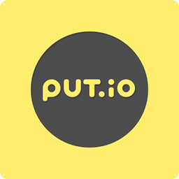Logo of put.io