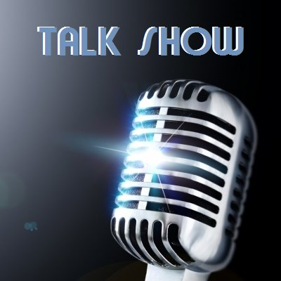 Logo of Talk Show