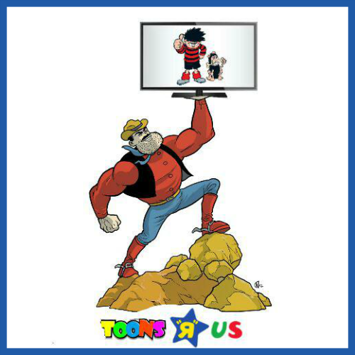 Logo of Toons-R-Us