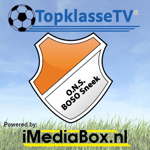 Logo of ONS Boso Sneek TV
