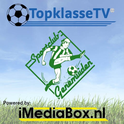 Logo of SC Genemuiden TV