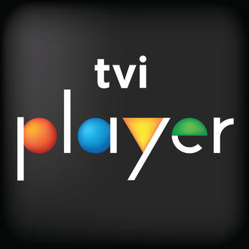 Logo of TVI Kodi Player