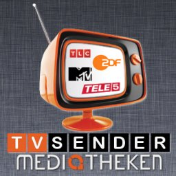 Logo of TV-Sender Mediatheken
