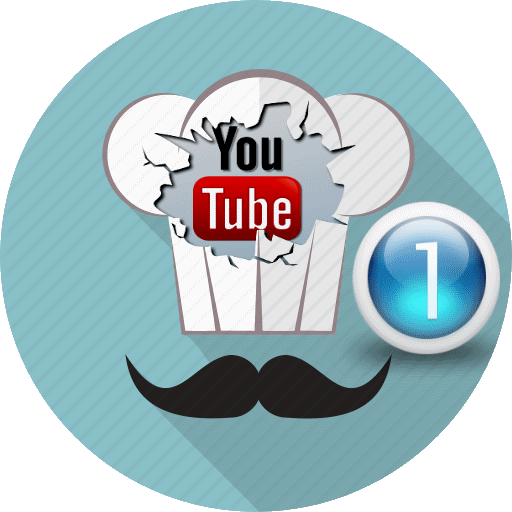 Logo of Cooking on YouTube Volume 1