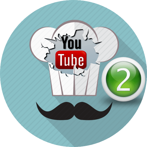 Logo of Cooking on YouTube Volume 2