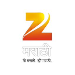 Logo of Zee Marathi