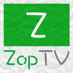 Logo of ZopTV