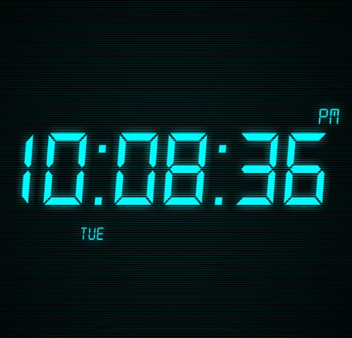 Logo of Digital Clock Screensaver