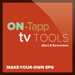 Logo of On-Tapp.TV Tools