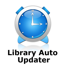 Logo of XBMC Library Auto Update